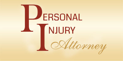 Personal Injury Attorney Button